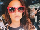 MIC's Lucy Watson reveals the secret to her glossy looking locks!
