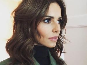 X Factor's Cheryl Fernandez-Versini spruces up her locks for bootcamp