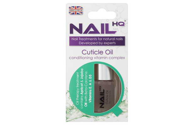 Nail HQ cuticle oil from Superdrug, £5.99 28th July 2015