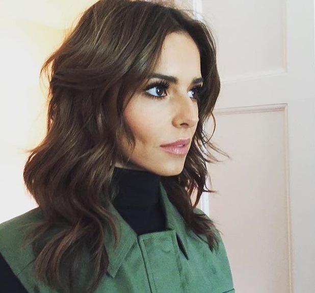 Cheryl Fernandez-Versini debuts longer hairstyle 28 July