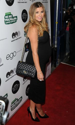 Ego Professional and Macmillan Cancer Party at The Light Lounge - Arrivals Imogen Thomas 28 July 2015