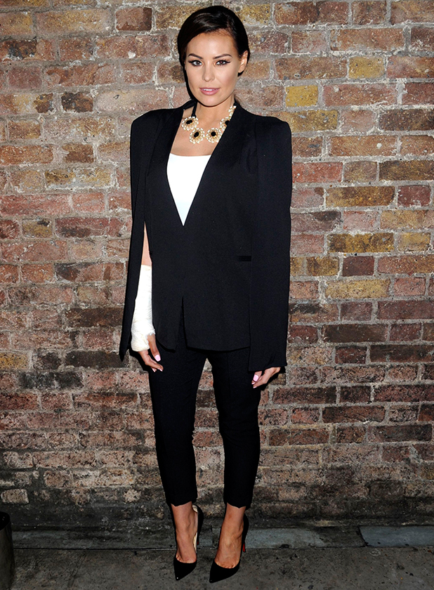 Diet Coke and J.W.Anderson collection launch, London, Britain - 30 Jul 2015 Jessica Wright