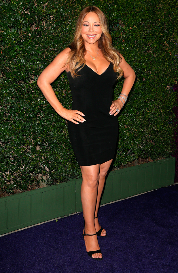 Hallmark Channel and Hallmark Movies & Mysteries Summer Press Tour Mariah Carey 29 July 2015