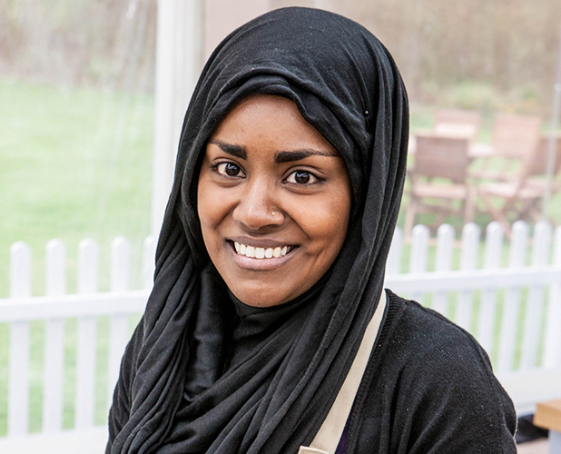 Great British Bake Off contestants 2015 Nadiya