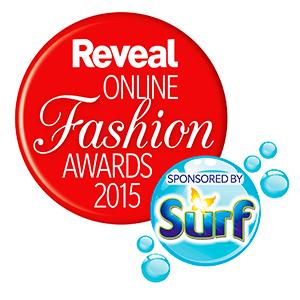 Reveal Online Fashion Awards 2015