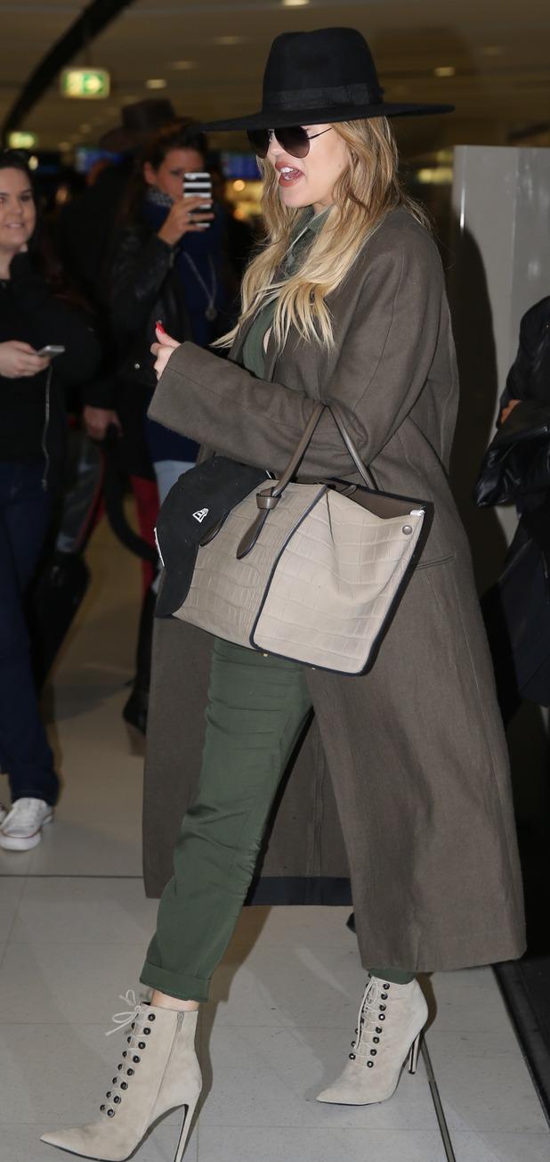 Khloe Kardashian spotted in Australia, 3rd August 2015