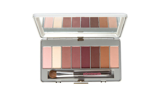 Pur Minerals Soul Mattes Summer Collection Eye Shadow Palette, £24 6th August 2015