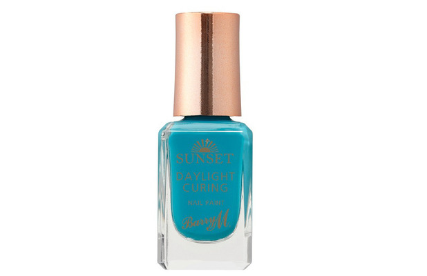 Barry M Nail Paint, The Way You Make me Teal, £4.99 3rd August 2015