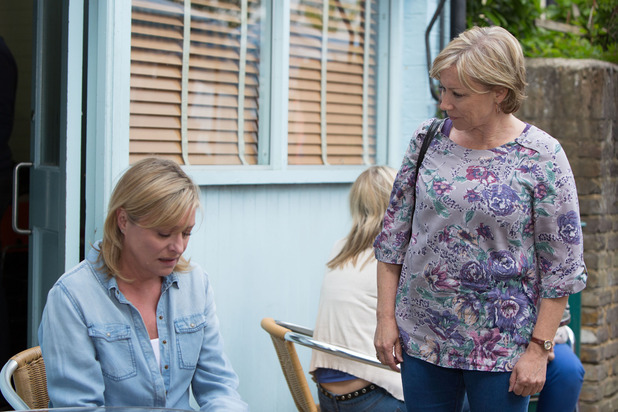 EastEnders, Carol wants to know what Jane knows, Fri 7 Aug