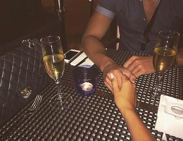 Jordan Davies and Megan McKenna hint at romance June