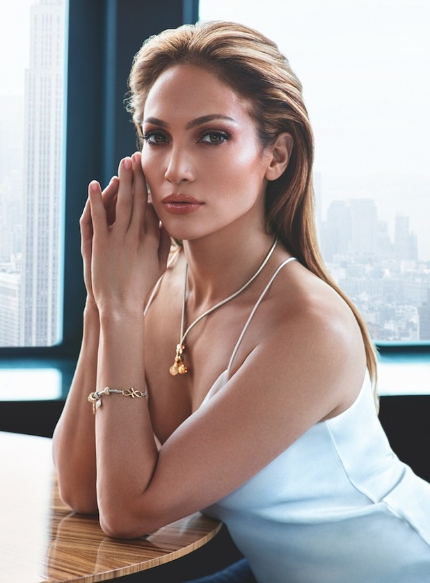 Jennifer Lopez launches AW15 Collection for Endless Jewelry campaign picture one, 4th August 2015