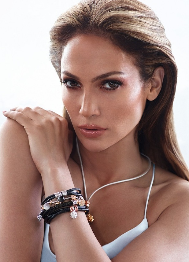 Jennifer Lopez launches AW15 Collection for Endless Jewelry campaign picture two, 4th August 2015