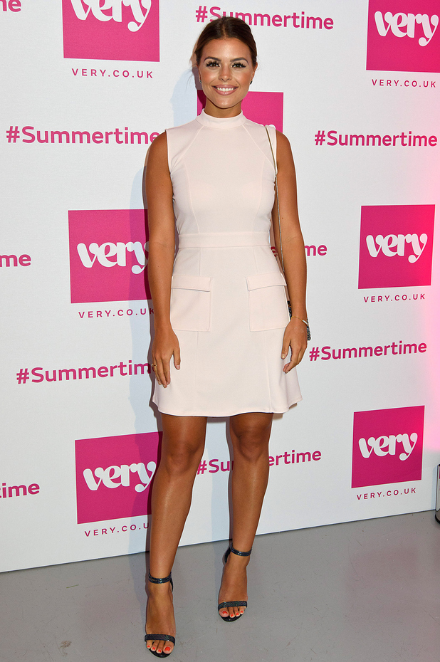 TOWIE's Chloe Lewis attends the Very.co.uk Summertime party at Vinyl Factory @ Phonica Records on August 6, 2015 in London, England.