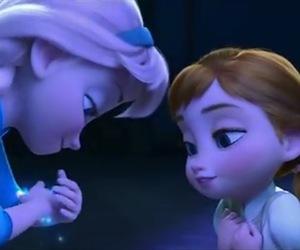 Frozen, Princess Anna and Princess Elsa 14 August