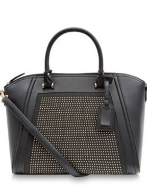 New Look studded tote bag, August 2015