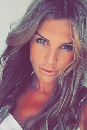 Danielle Lloyd selfie, 31 July 2015