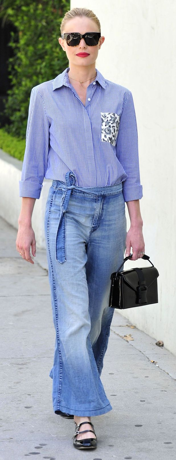 Kate Bosworth out and about in Los Angeles, 11th August 2015
