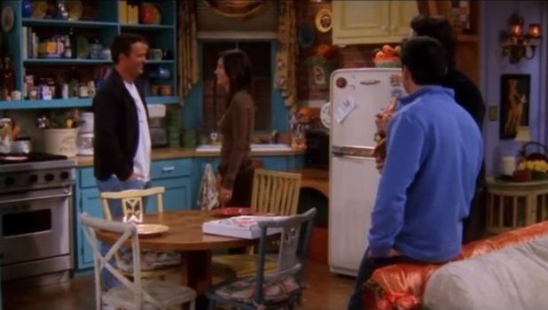 Monica Geller's apartment in Friends