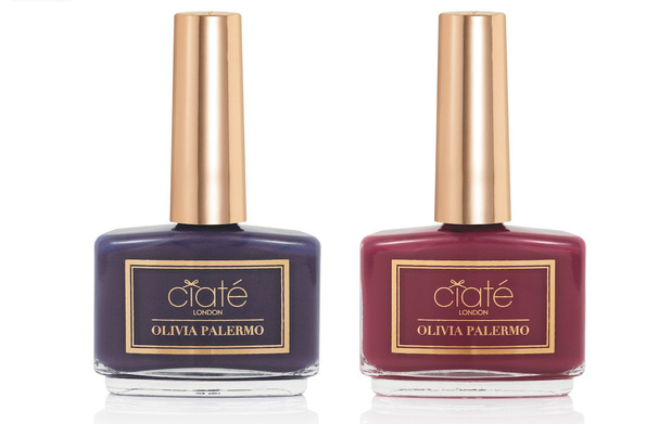 Olivia Palermo launches brand new beauty collection with Ciate, nail varnish set 13th August 2015