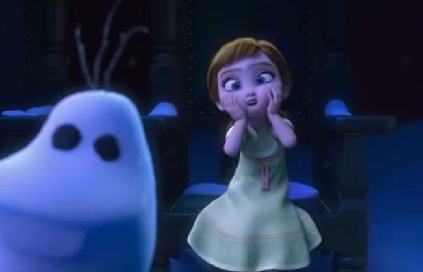 Frozen, Princess Anna 14 August