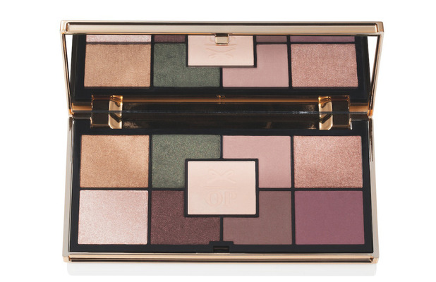 Olivia Palermo launches brand new beauty collection with Ciate, eyeshadow palette 13th August 2015