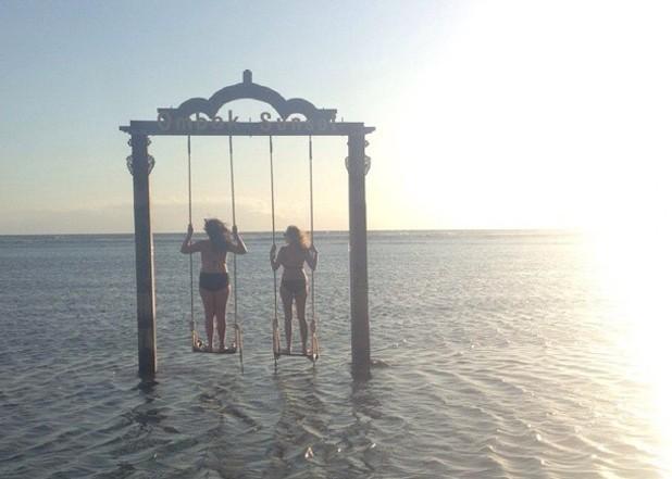 Sunset Beach, Gili Trawangan, 12/8/15