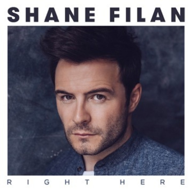 Westlife star Shane Filan announces new solo album Right Here - 12 August 2015.