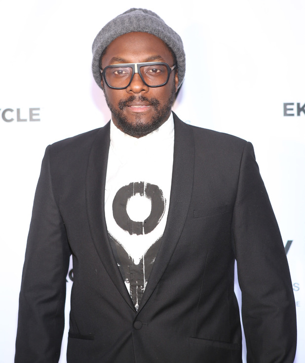 will.i.am at the W Hotels, will.i.am & EKOCYCLE announce a new partnership at W New York - 13/4/2015.