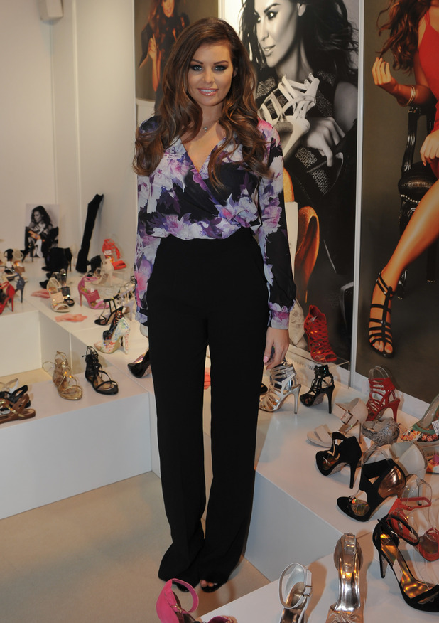 TOWIE's Jessica Wright launches her eponymous shoe collection at MODA 2015 in Birmingham - 9 August 2015.