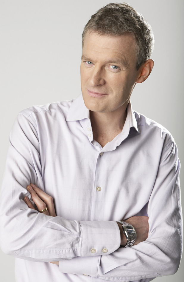 Jeremy Vine is the first celebrity to be confirmed for the new series of Strictly Come Dancing - 10 August 2015.