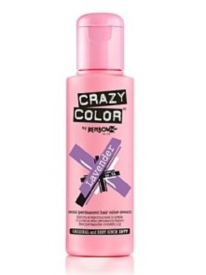Crazy Colour is a semi-permanent hair colour from Sally Express