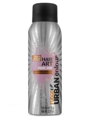 Fudge Urban Hair Art Spray in Pink Ink