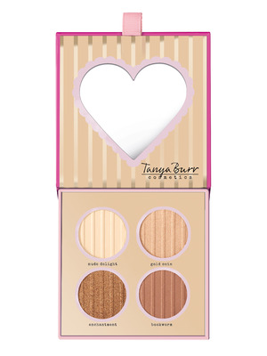Tanya Burr hollywood eye palette from her new collection, August 2015