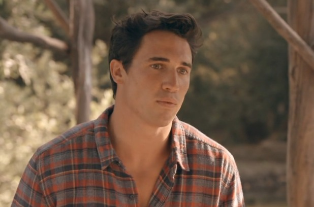 Josh 'JP' Patterson put an end to a potential romance with Binky Felstead on Made In Chelsea: LA. Aired: 18 August 2015.
