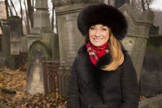 Who Do You Think You Are? Jane Seymour, Thu 20 Aug