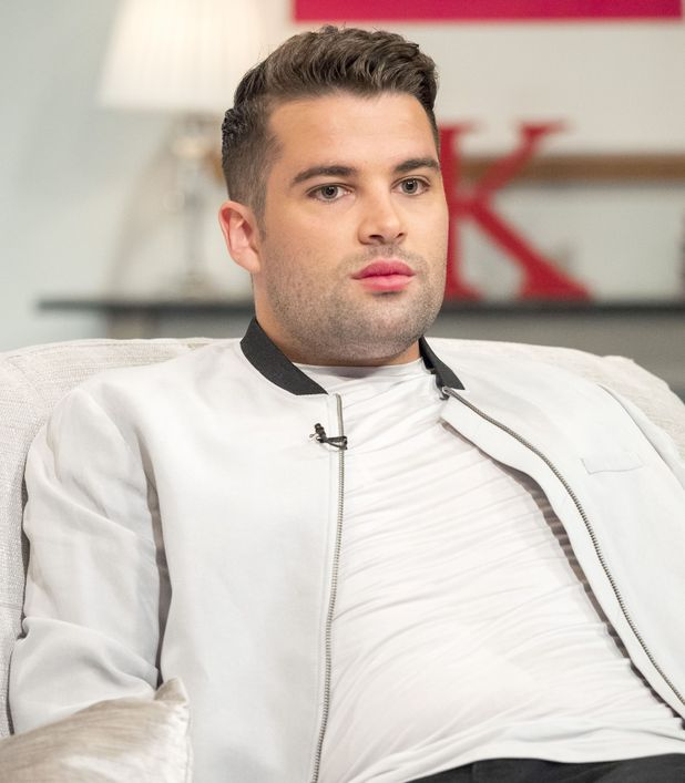 Joe McElderry on ITV's Lorraine - TV Programme, London, Britain - 18 Aug 2015.