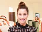 Jessica Biel flaunts her killer bod in see-through top and culottes!