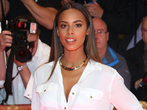 "Xtra Factor's Rochelle Humes talks Marvin rivalry: ""I'm on the better show!"""