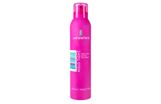 Lee Stafford Hold Tight Hairspray £5.99 27th August 2015