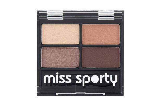 Miss Sporty Studio Colour Quattro Eyeshadow Smoky Brown Eyes £2.99 24th August 2015