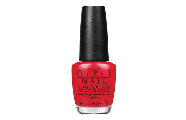 O.P.I nail polish in Coca-Cola Red £12.50 25th August 2015