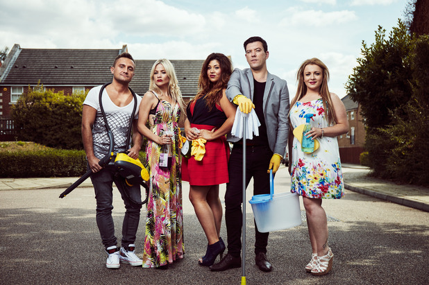 Obsessive Compulsive Cleaners, Tue 1 Sep
