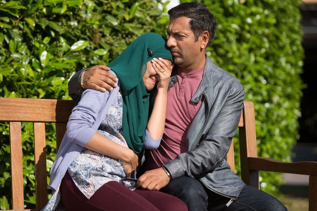 EastEnders, Shabnam's baby has died, Fri 28 Aug