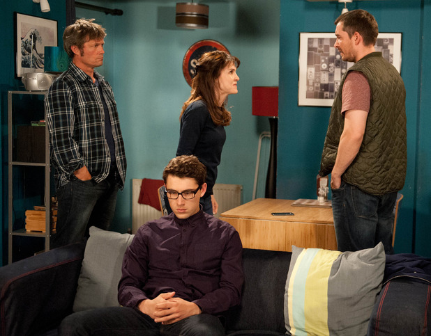 Emmerdale, Emma finds out about Pete, Wed 26 Aug