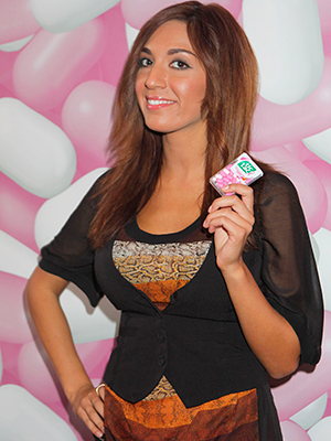 Teen Mom Star Farrah Abraham visits the Daily Style Boutique at the Empire Hotel Los Angeles, California - 11.09.12