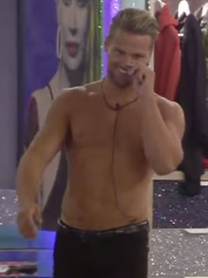 Celebrity Big Brother: launch day in house James and Tila talk