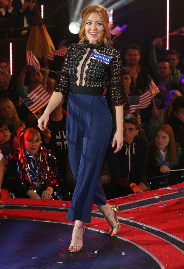 Natasha Hamilton Celebrity Big Brother summer 2015 launch