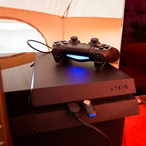 Virgin Media Supercharged Yurt PS4