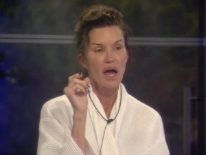 CBB: Austin Armacost and Janice Dickinson argue over hot water - 3 September 2015.