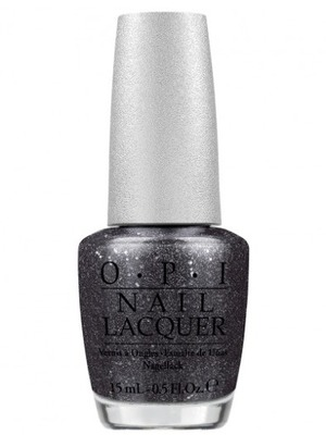 OPI Nail Lacquer in DS Pewter
